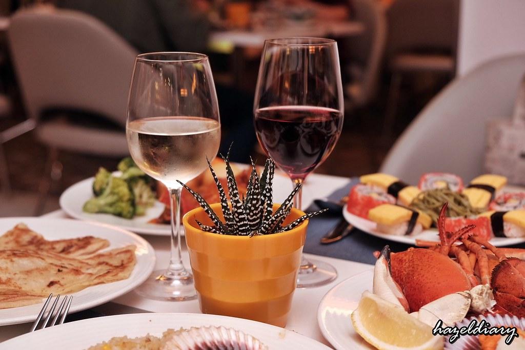The Line Shangri-La Hotel-Durian buffet-2
