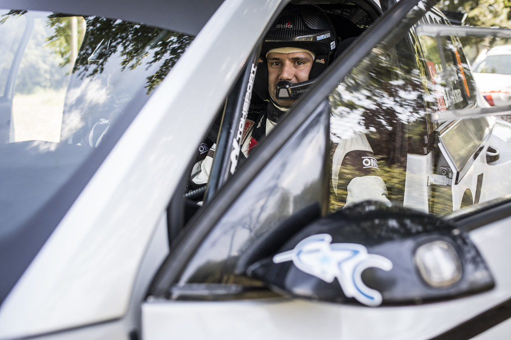 AVCIOGLU Orhan (TUR), Burcin Korkmaz (TUR), Toksport WRT, SKODA FABIA R5, during the 2018 European Rally Championship ERC Rally di Roma Capitale,  from july 20 to 22 , at Fiuggi, Italia - Photo Gregory Lenormand / DPPI