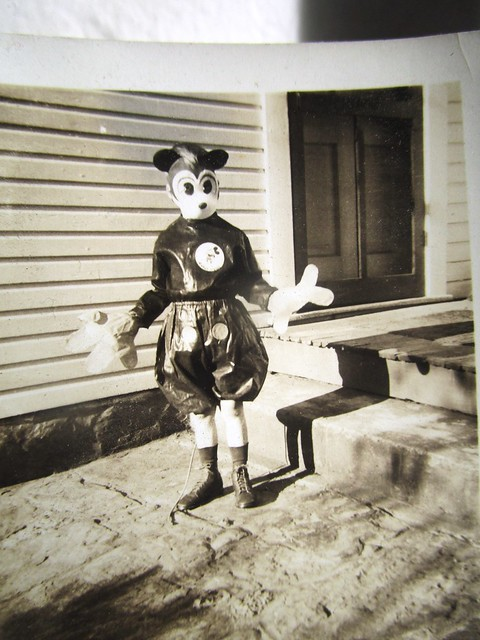 Mouse Kid Detail - Disney Mickey Costume 0080