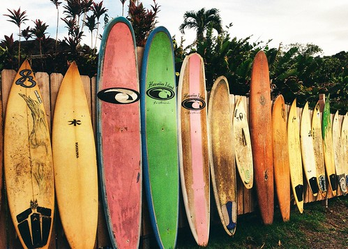 Surfboards, Maui