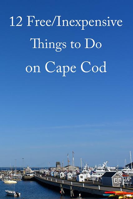 12 Free Cape Cod