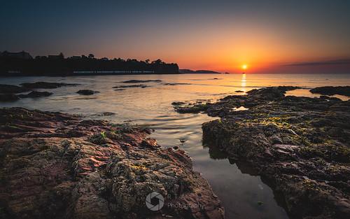 goodringtonsandsbeach paignton lowtide sunrise sea torbay rtaphotography seascape outdoors landscape nikon d750 fullframe fx sun sky nature