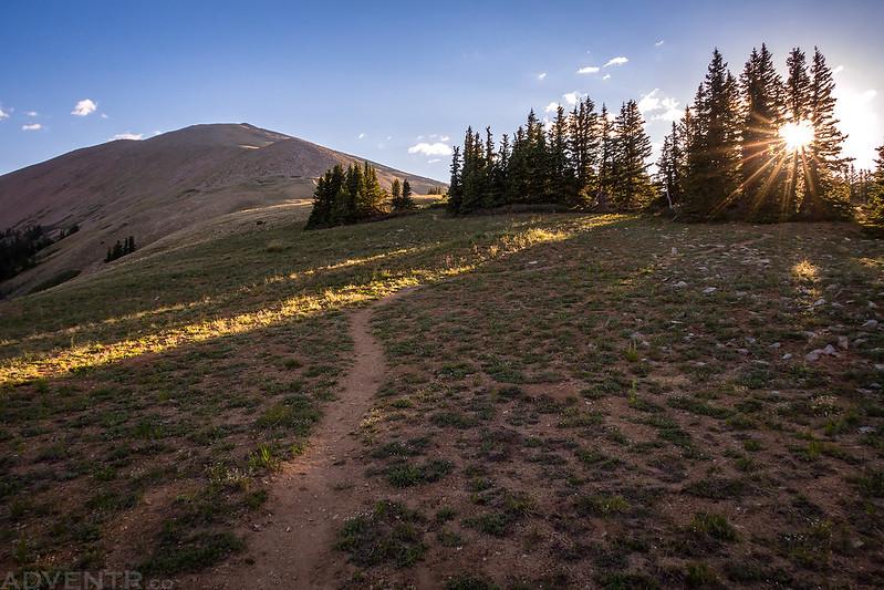 Manns Peak Trail