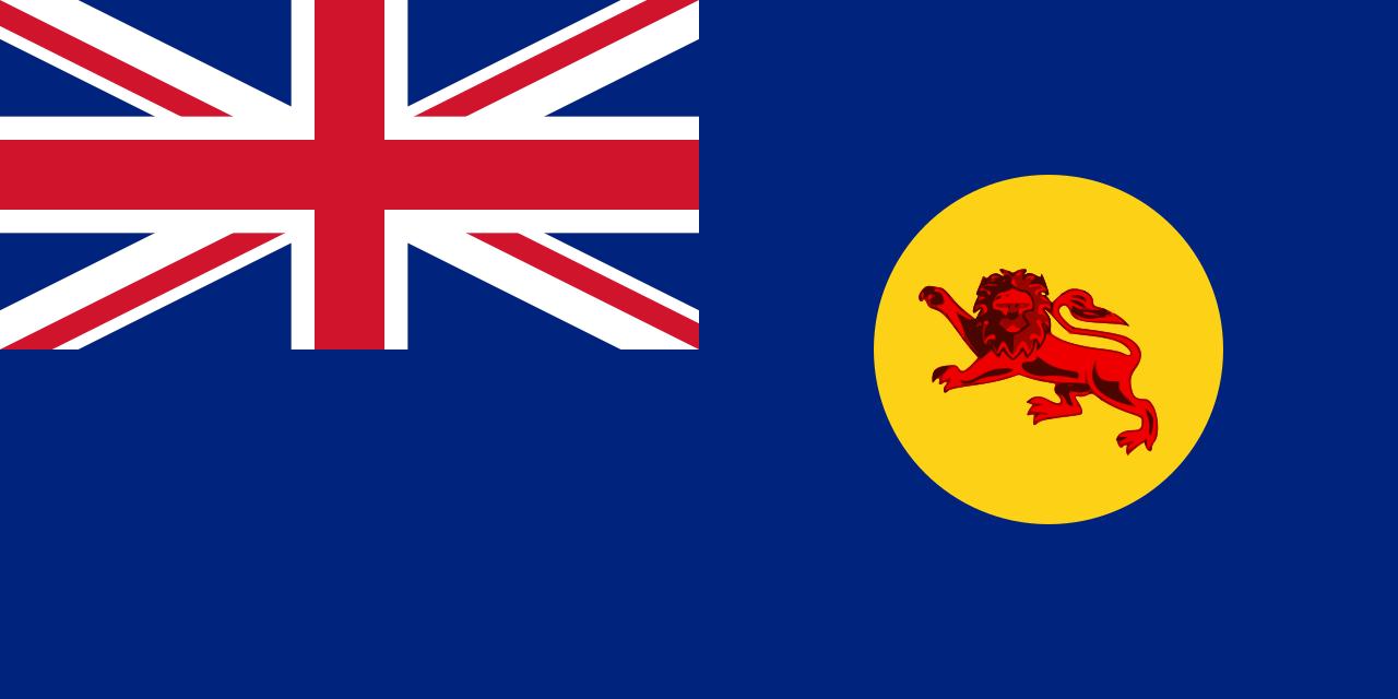 Flag of North Borneo Protectorate