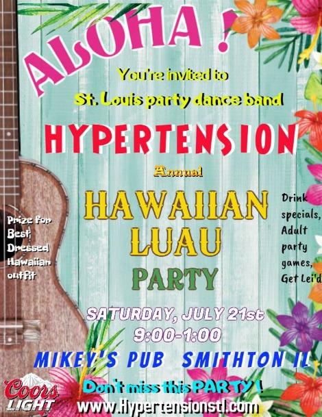 Hypertension 7-21-18