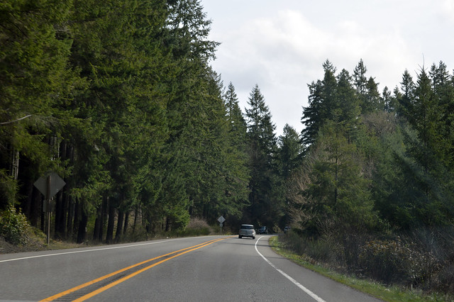 SR 510 east of St Clair