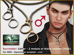 Bliensen - Surrender - Collar - Men