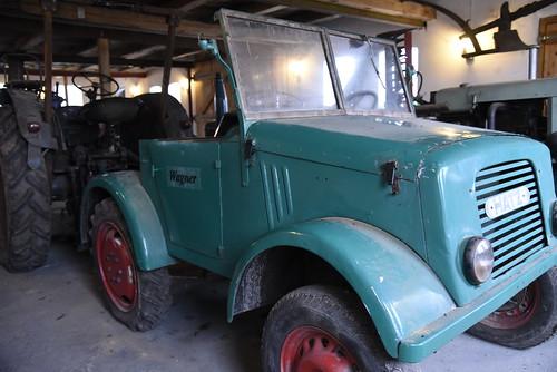 Ein altes Wagner-Mobil - Oldie-Werkstatt; Linden, Dithmarschen (96)