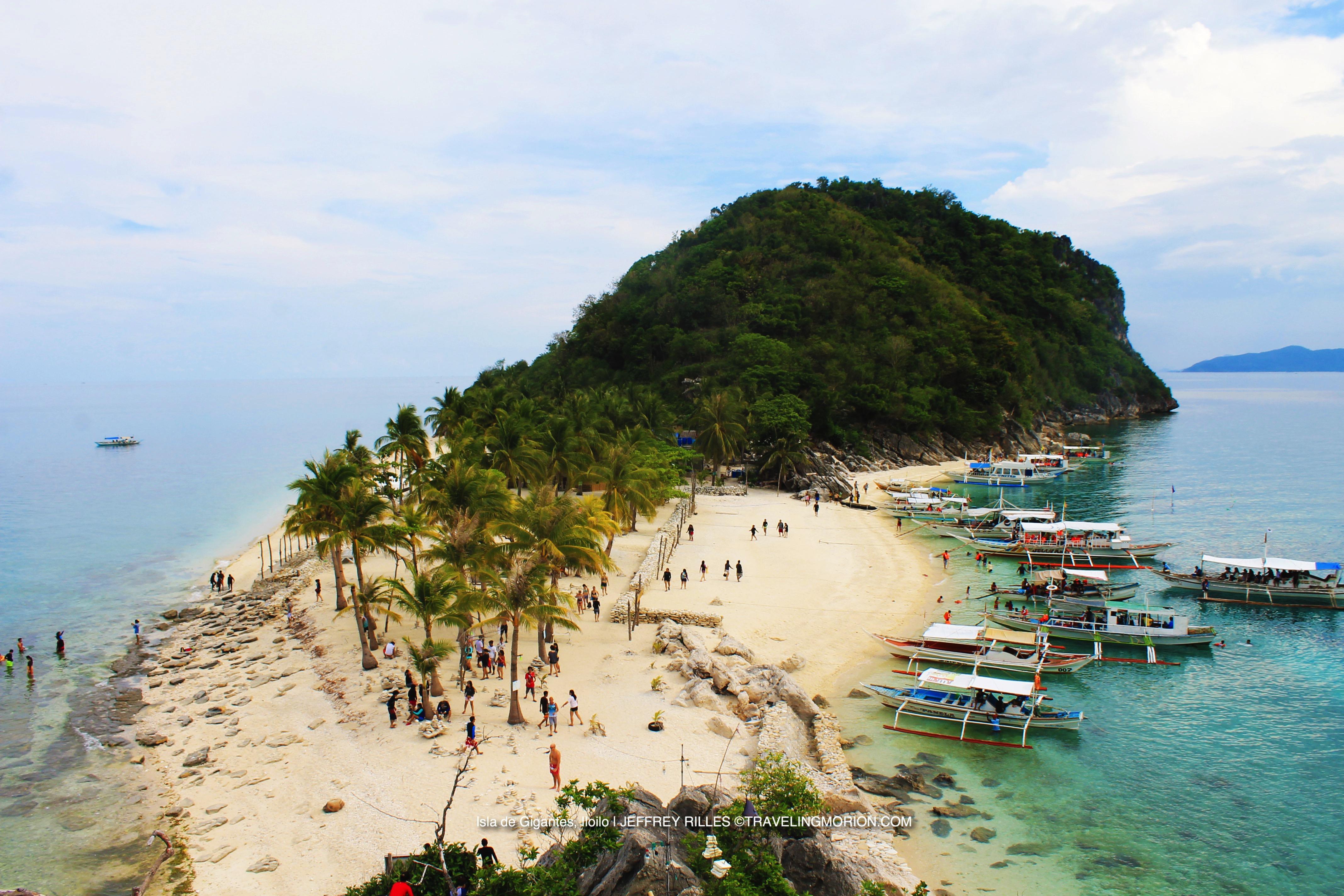 Cabugao Gamay, Islas de Gigantes