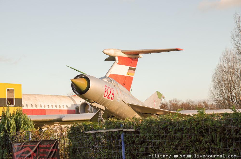 Luftfahrt- und Technikmuseum Merseburg-285