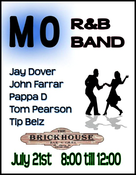 MO R&B 7-21-18