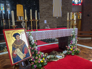 St Thomas More Flower Festival June 2018