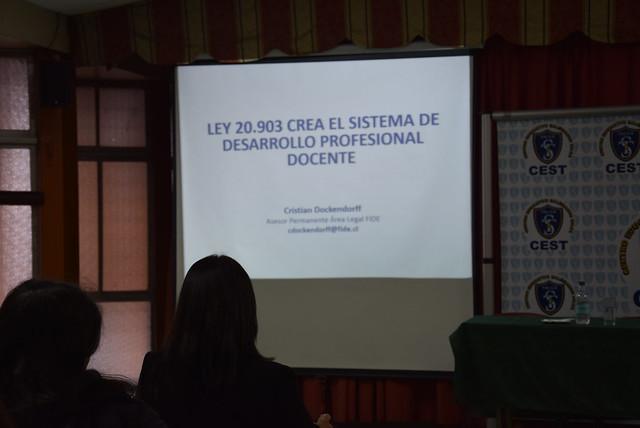 Jornada FIDE sobre Carrera docente