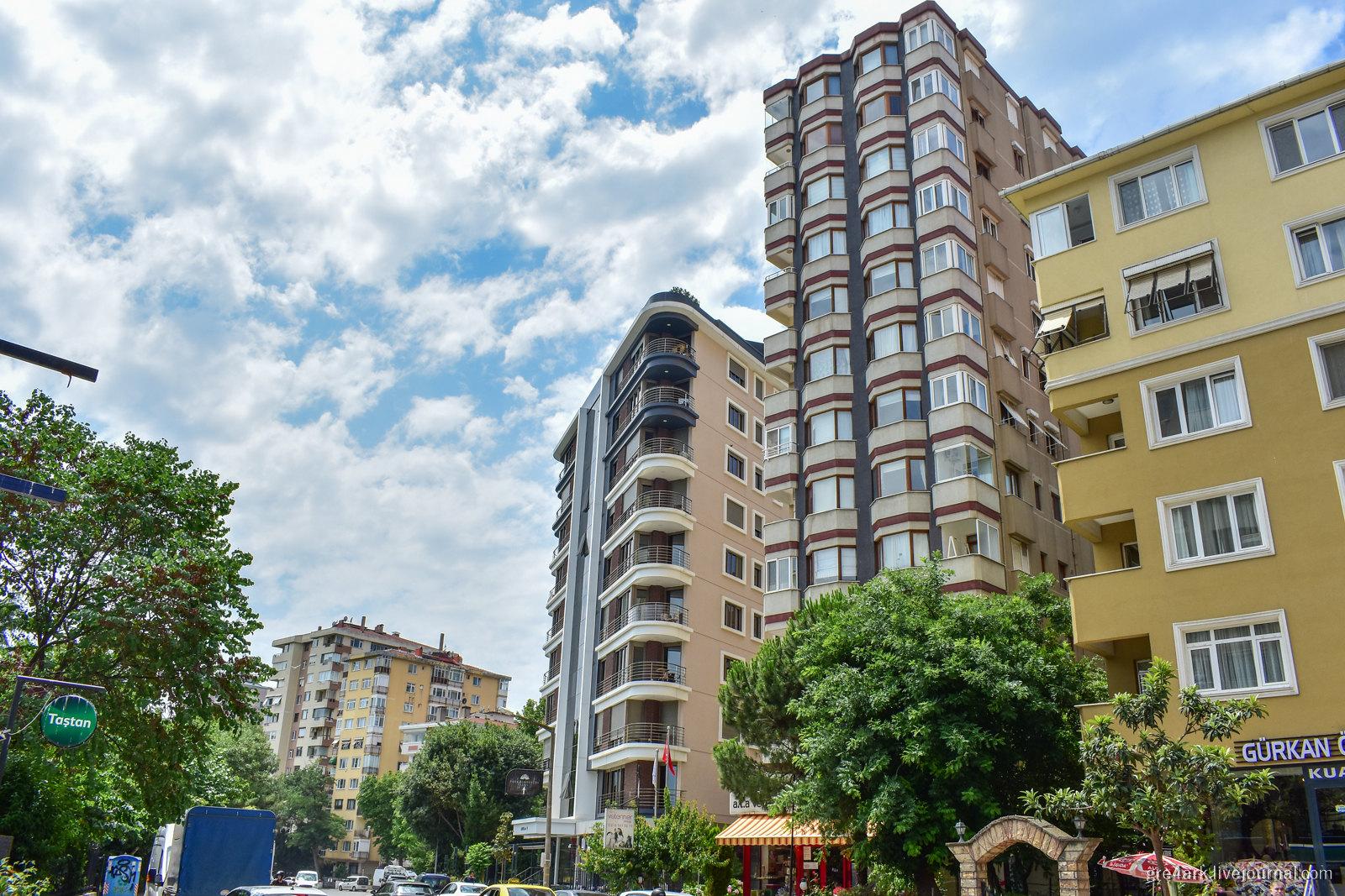 Как сейчас строят жильё в Стамбуле