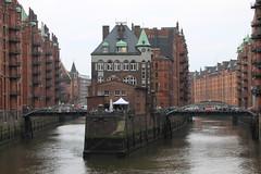 AIDAblu Westeuropa - 2.Tag, Hamburg