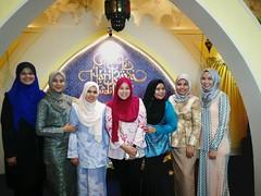 Raya @ Bank Islam Open House