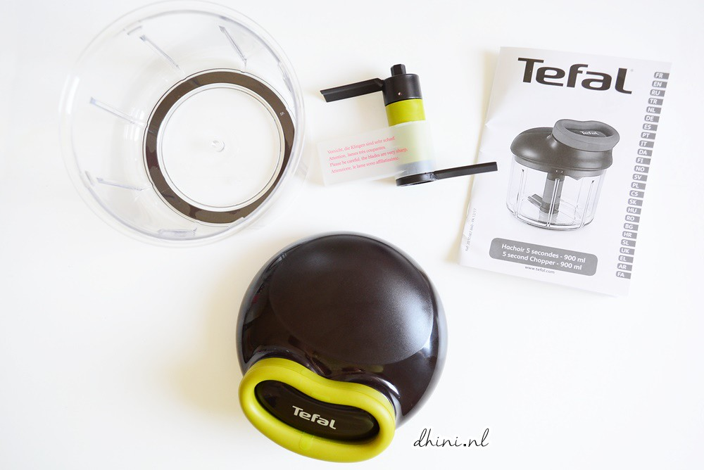 Tefal the cutting revolution