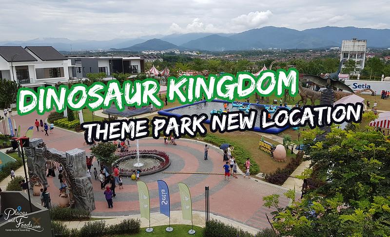 dinosaur kingdom rawang