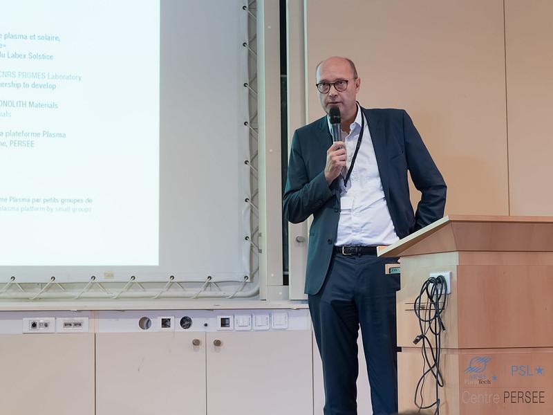 Thierry TROUVÉ Directeur général de GRTgaz