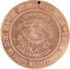 Possible Committee of Vigilance medal 2