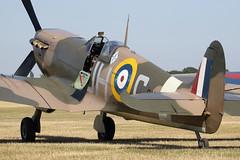 Supermarine Spitfire Mk.Vb BM597 (G-MKVB) - Historic Aircraft Collecti
