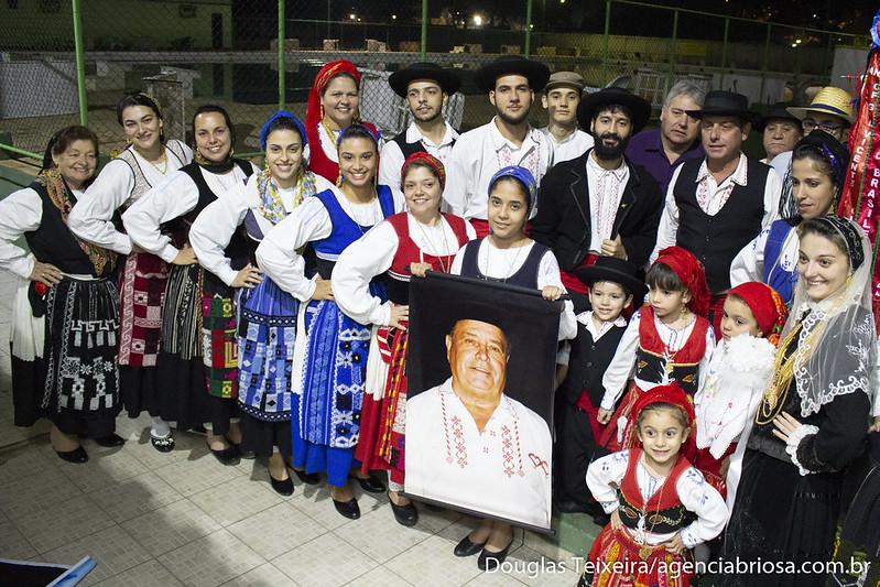 Aniversário de 10 anos do Rancho Folclórico Portuguesa Santista