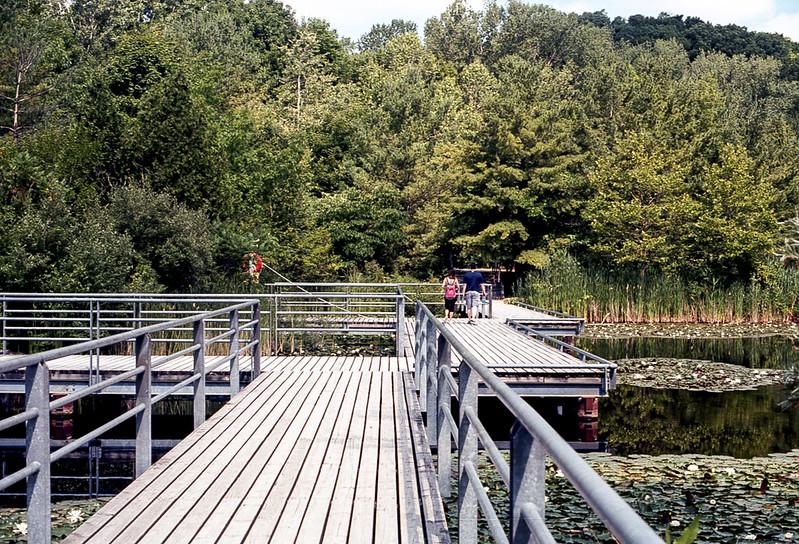 Brickworks Pond Path