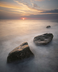 3 Rocks and The Sunset II