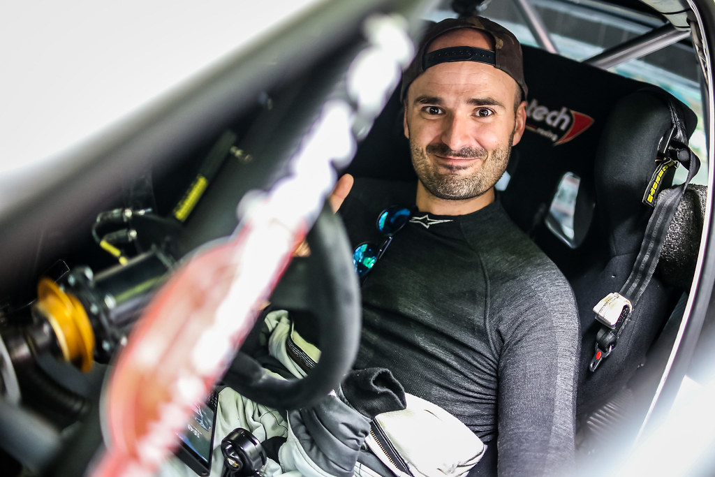 VON Thurn Und Taxis Albert (GER), Bjorn Degandt (BEL), BRR Baumschlager Rallye & Racing Team, SKODA FABIA R5, portrait during the 2018 European Rally Championship ERC Rally di Roma Capitale,  from july 20 to 22 , at Fiuggi, Italia - Photo Thomas Fenetre / DPPI