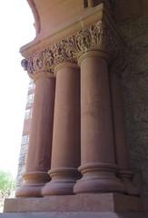 Ellis County Courthouse Detail (Waxahachie, Texas)