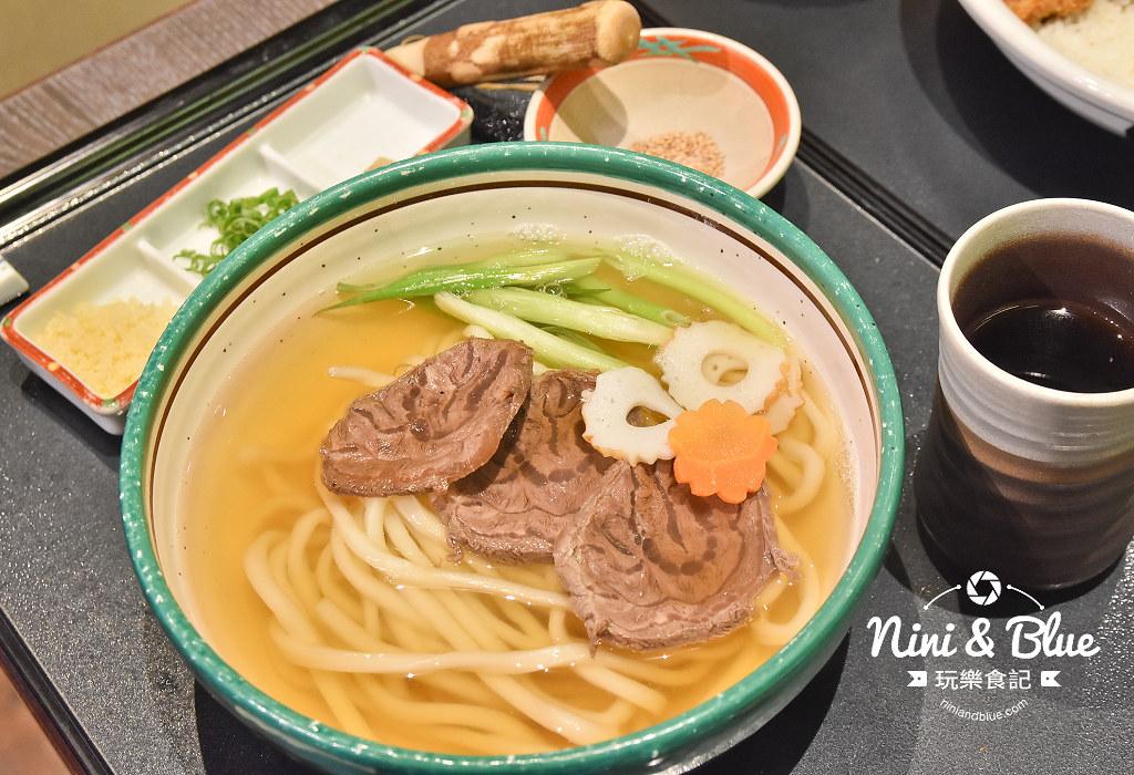四國 讚岐烏龍麵天麩羅專門店 台中拉麵09