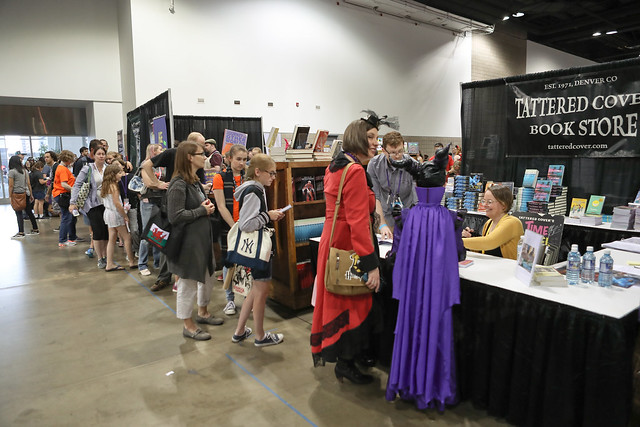 Denver Comic Con 2018 - Booktopia