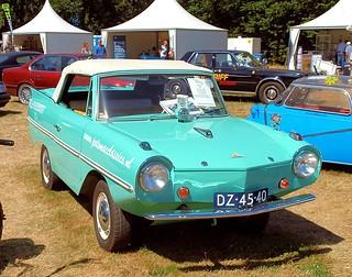 1963 Amphicar 770