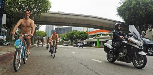 L.A. World Naked Bike Ride 2018 (114504)