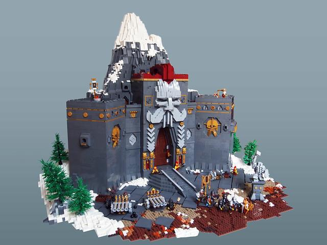 Warhammer Dwarf fortress