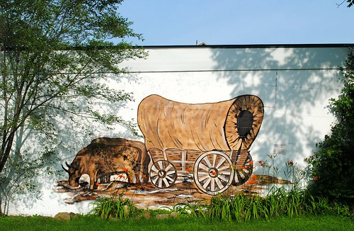 Oxford, Wisconsin mural