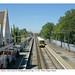 Queenborough. Train for Sittingbourne arriving. 2.7.18
