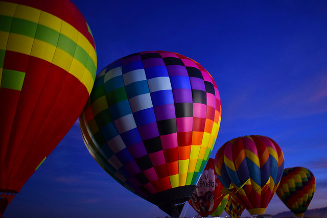 Would Ja Like to Fly in My Beautiful Balloon?