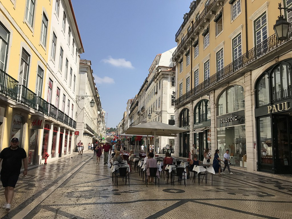 portugal june 19 2018 013 Rua Augusta