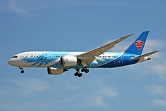 B-2732 2 Boeing 787-8 China Southern Airlines YVR 17JUL18