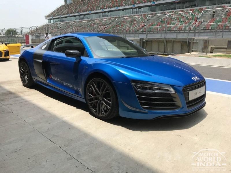 Audi Sportscar Experience