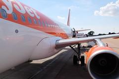 easyJet A320 OE-IVS Bristol Airport