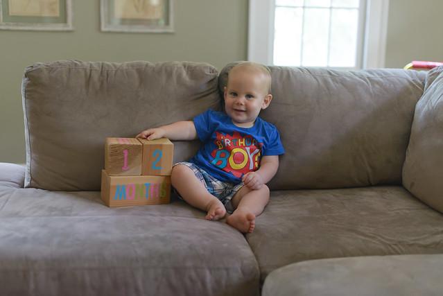 Thomas 12 months 1 year-4