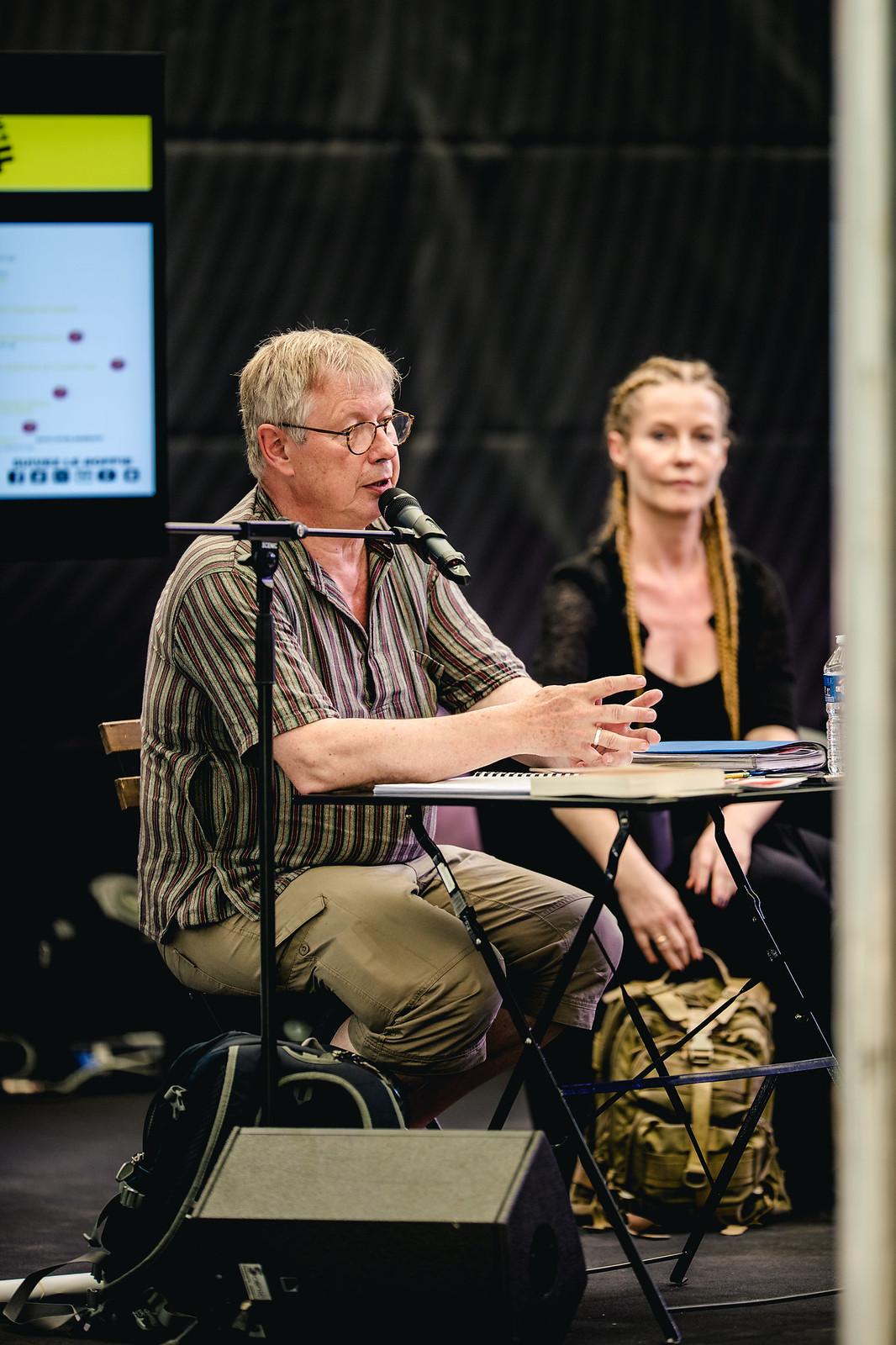 Lectures théâtrales des Universités Populaires du Théâtre : Écritures migrantes