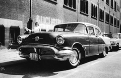 Oldsmobile Super 88 1956