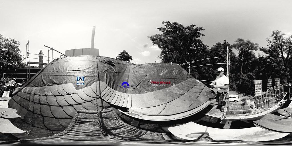Style Dach - 360°
