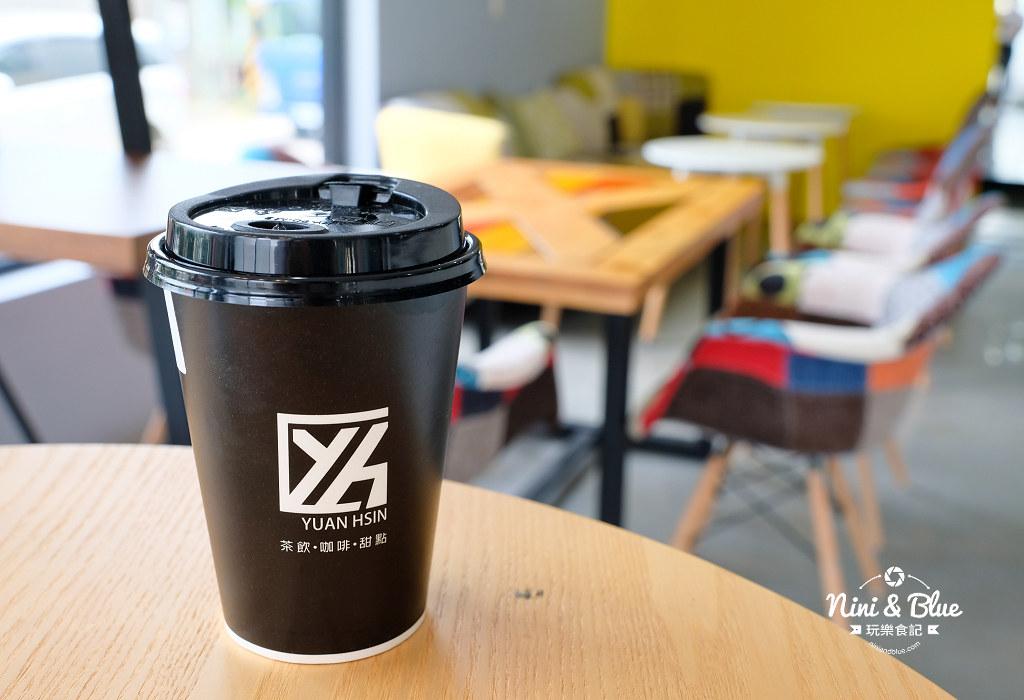烏日Yuan Hsin Cafe11