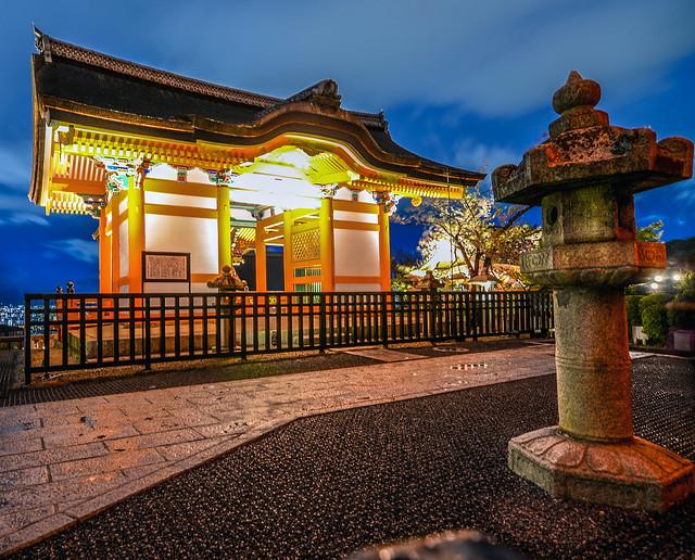 Kiyomizu-dera gravel