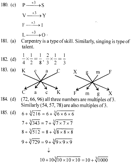 ssc-reasoning-solved-papers-analogy - 35