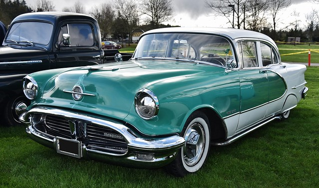 1956 Oldsmobile Ninety-Eight 4-door sedan